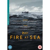 Fire At Sea (UK-import) (DVD)