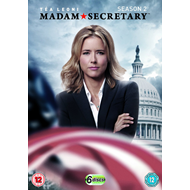 Madam Secretary - Sesong 2 (UK-import) (DVD)