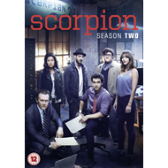 Scorpion - Sesong 2 (UK-import) (DVD)