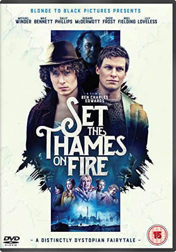 Set The Thames On Fire (UK-import) (DVD)