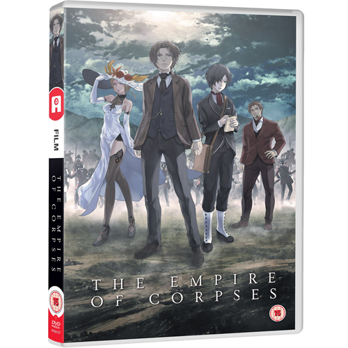 The Empire Of Corpses (UK-import) (DVD)