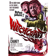Witchcraft (UK-import) (DVD)