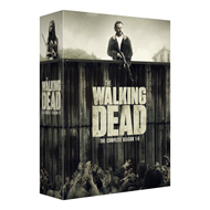 The Walking Dead - Sesong 1 - 6 (UK-import) (DVD)