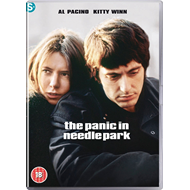 The Panic In Needle Park (UK-import) (DVD)