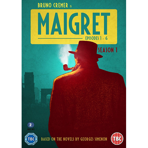 Maigret - Sesong 1 (UK-import) (DVD)