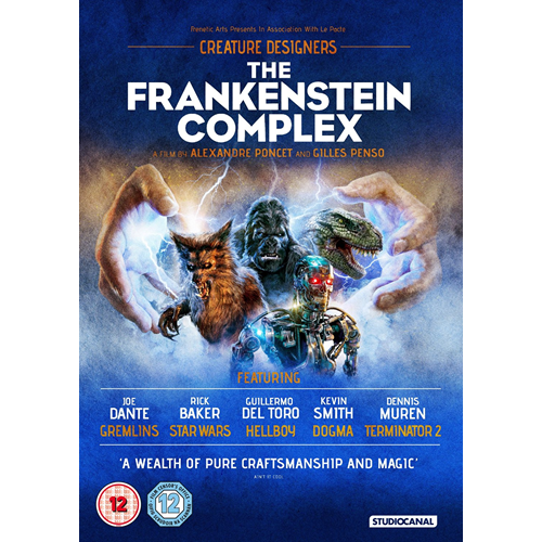 The Frankenstein Complex (UK-import) (DVD)
