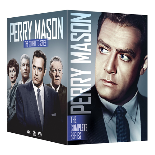 Perry Mason - The Complete Series (DVD - SONE 1)