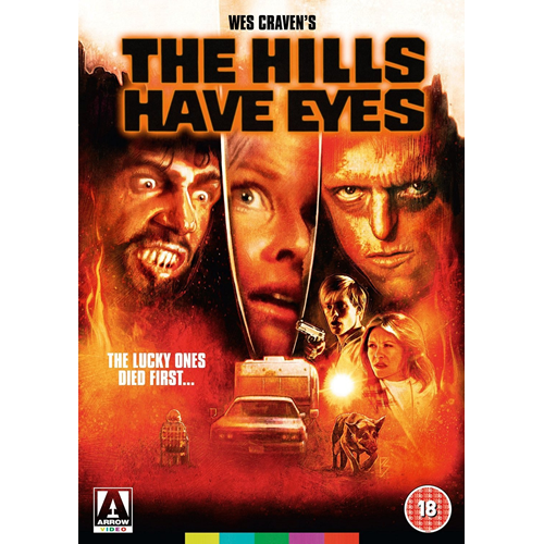 The Hills Have Eyes (UK-import) (DVD)