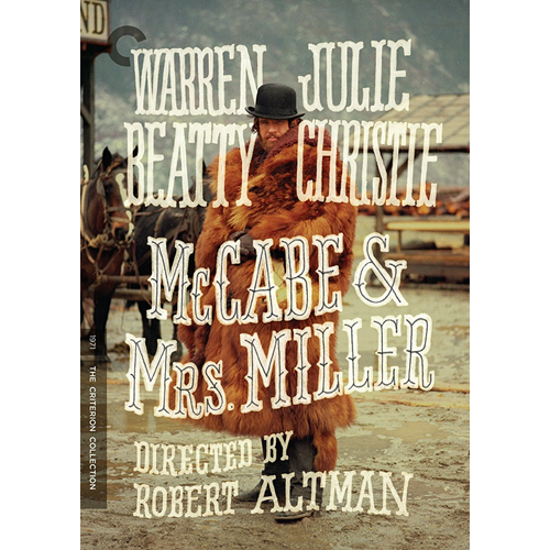 McCabe And Mrs. Miller - Criterion Collection (DVD - SONE 1)