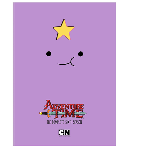 Adventure Time - Sesong 6 (DVD - SONE 1)