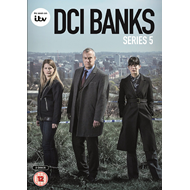 DCI Banks - Sesong 5 (UK-import) (DVD)
