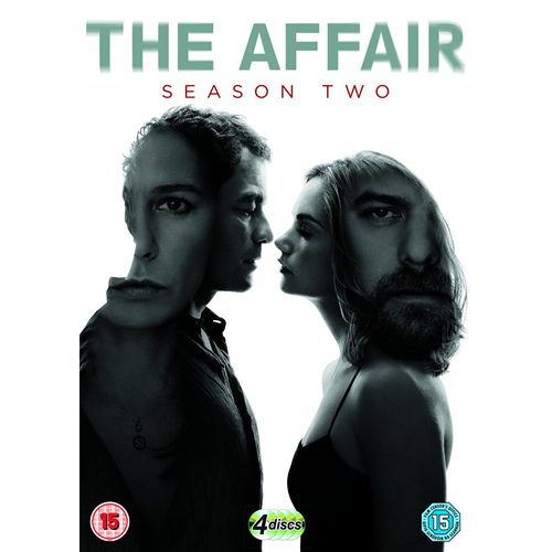 The Affair - Sesong 2 (UK-import) (DVD)