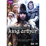 Produktbilde for The Legend Of King Arthur - The Complete Series (UK-import) (DVD)