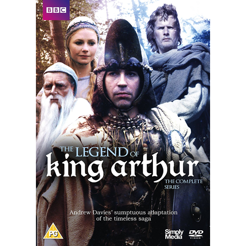 The Legend Of King Arthur - The Complete Series (UK-import) (DVD)