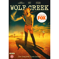 Wolf Creek - Sesong 1 (UK-import) (DVD)