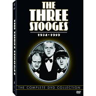 The Three Stooges: 1934-1959 - The Complete DVD Collection (DVD - SONE 1)