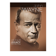 John Wayne - 20-Film Legacy Collection (DVD - SONE 1)
