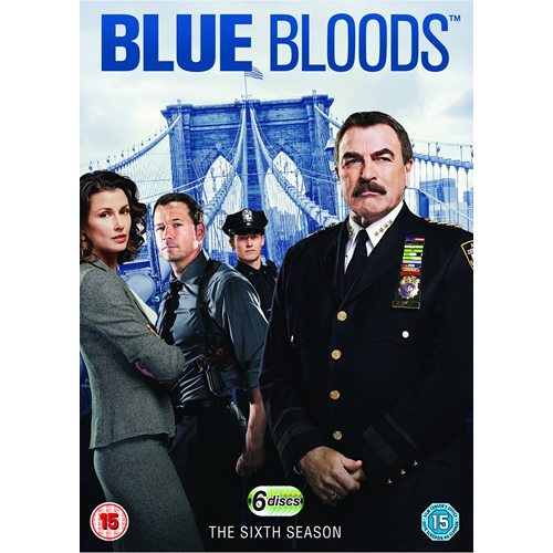 Blue Bloods - Sesong 6 (UK-import) (DVD)