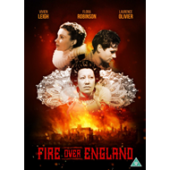Fire Over England (UK-import) (DVD)