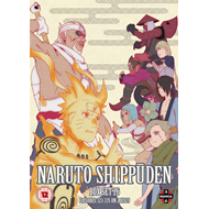 Naruto Shippuden - Volum 26 (UK-import) (DVD)
