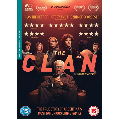 The Clan (UK-import) (DVD)