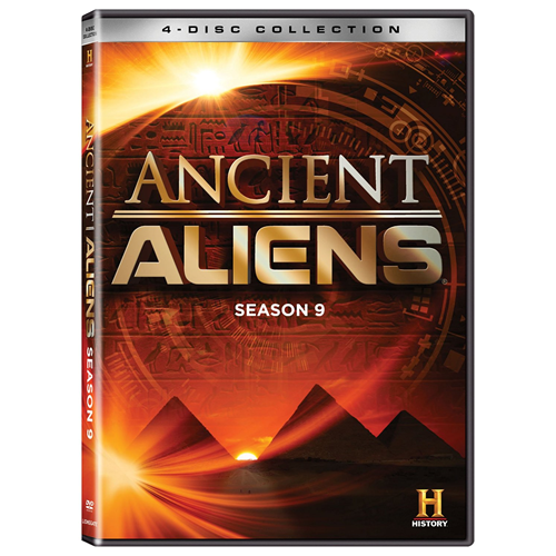 Ancient Aliens - Sesong 9 (DVD - SONE 1)