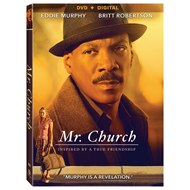 Mr. Church (DVD - SONE 1)