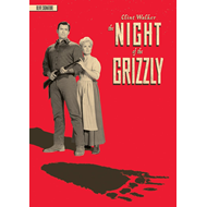 Produktbilde for The Night Of The Grizzly (DVD - SONE 1)