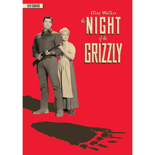 The Night Of The Grizzly (DVD - SONE 1)