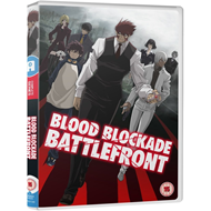 Blood Blockade Battlefront (UK-import) (DVD)