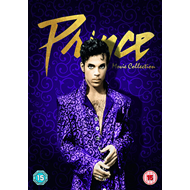 Prince - Movie Collection (UK-import) (DVD)