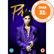 Produktbilde for Prince - Movie Collection (UK-import) (DVD)