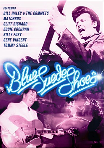 Blue Suede Shoes (UK-import) (DVD)