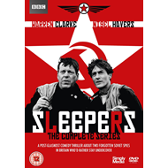 Sleeper - The Complete Series (UK-import) (DVD)