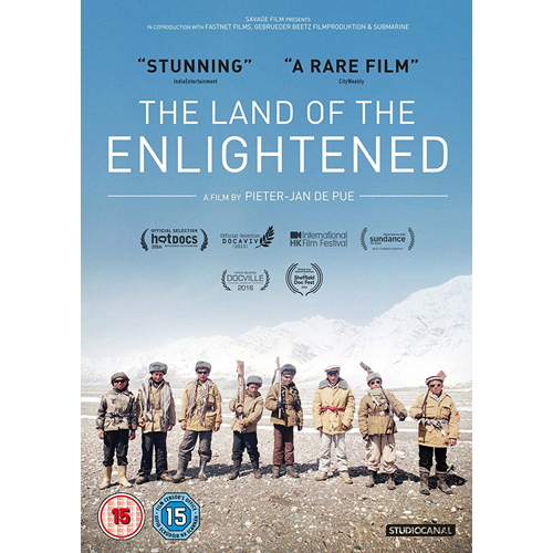 The Land Of The Enlightened (UK-import) (DVD)