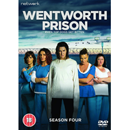 Wentworth Prison - Sesong 4 (UK-import) (DVD)