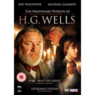 The Nightmare Worlds Of H.G. Wells (UK-import) (DVD)