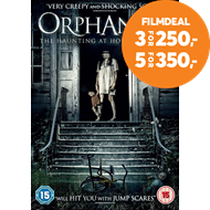 Produktbilde for Orphanage - The Haunting (UK-import) (DVD)