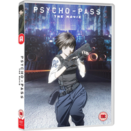 Psycho-Pass: The Movie (UK-import) (DVD)