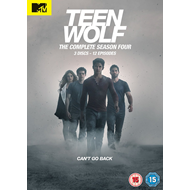 Teen Wolf - Sesong 4 (UK-import) (DVD)