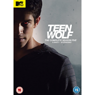 Teen Wolf - Sesong 5 (UK-import) (DVD)