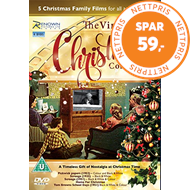 Produktbilde for The Vintage Christmas Collection (UK-import) (DVD)