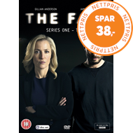 The Fall - Sesong 1 - 3 (UK-import) (DVD)