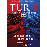 Turn: Washington's Spies - Sesong 3 (DVD - SONE 1)