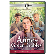 Anne Of Green Gables (DVD - SONE 1)