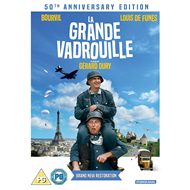 Produktbilde for La Grande Vadrouille (UK-import) (DVD)