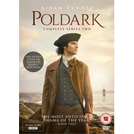 Poldark - Sesong 2 (UK-import) (DVD)