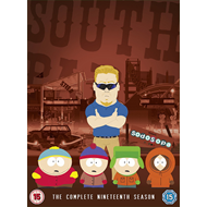 South Park - Sesong 19 (UK-import) (DVD)