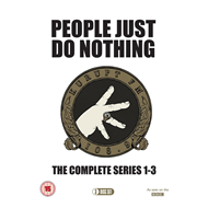 People Just Do Nothing - Sesong 1 - 3 (UK-import) (DVD)