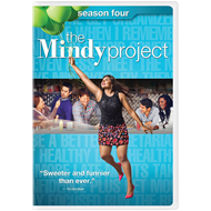 The Mindy Project - Sesong 4 (DVD - SONE 1)